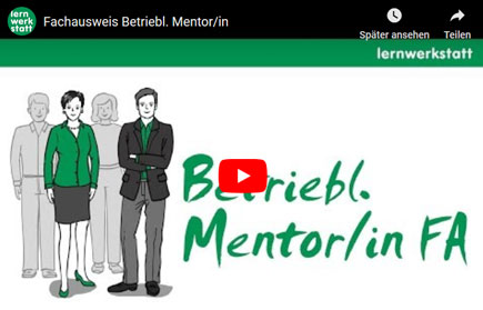 Download Betriebl. Mentor/in mit eidg. Fachausweis