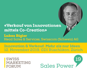 Swissmarketing Forum Sales Power