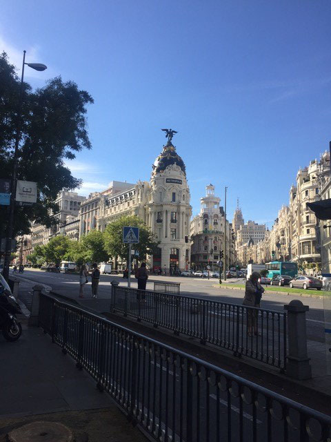 Sprachaufenthalt Spanien - Unterwegs in Madrid