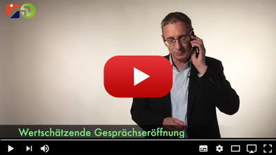 Video Verkaufstraining Modul 1