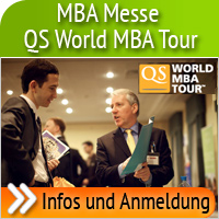 MBA Messe QS World MBA Tour Genf, Montag 21. März