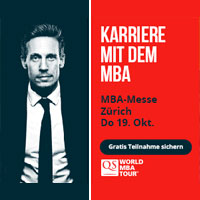 Master-Messe Zürich, Do 19. Okt. – Triff top Universitäten