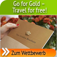 Go for Gold – Travel for free!