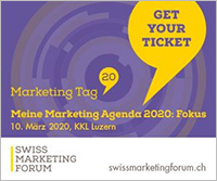 Marketing Tag 2020 10. März, 2020 im KKL Luzern